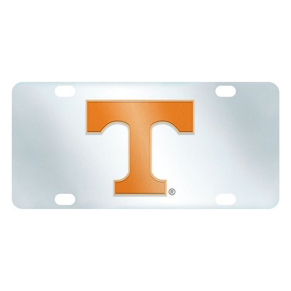 FanMats® - Inlaid License Plate (College, Tennessee, University of Tennessee)