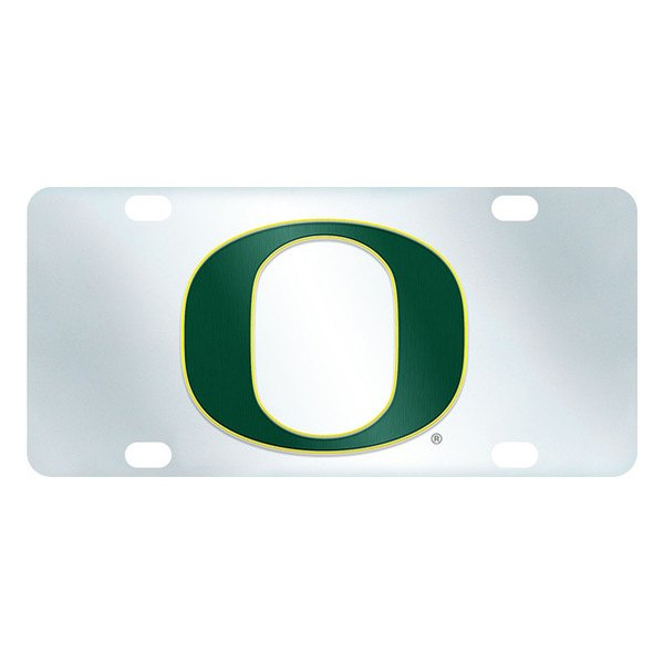 FanMats® - Inlaid License Plate (College, Oregon, University of Oregon)