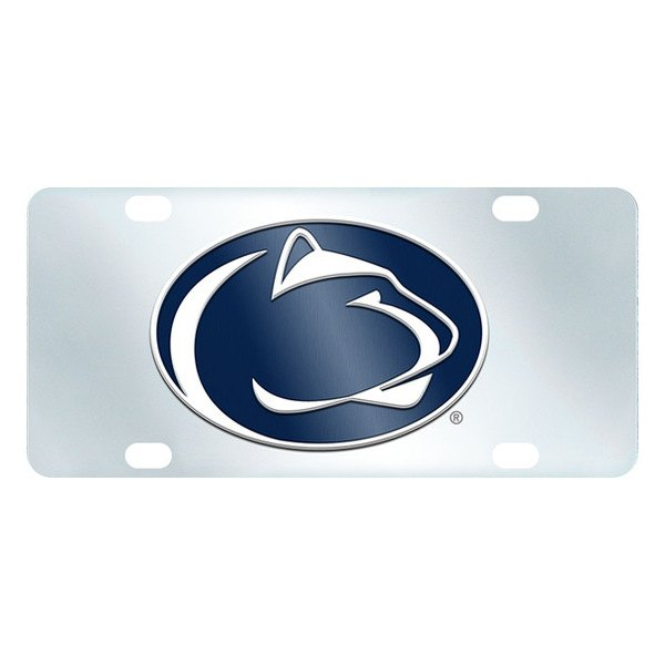 FanMats® - Inlaid License Plate (College, Pennsylvania, Penn State)