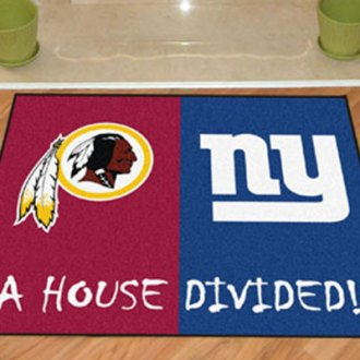 FanMats® - House Divided Floor Mat