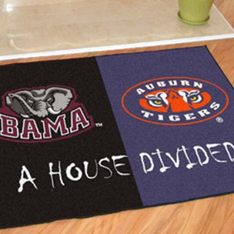 FanMats® - College House Divided Floor Mats