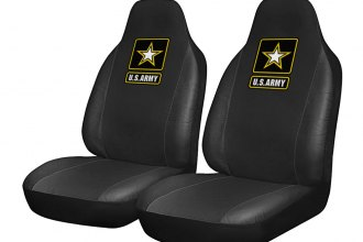 fanmats 15689 us army logo on seat cover. Black Bedroom Furniture Sets. Home Design Ideas