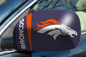 FanMats® - Universal Mirror Covers (Sports, NFL, Denver Broncos)