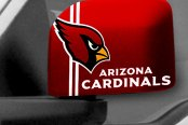 FanMats® - Universal Mirror Covers (Sports, NFL, Arizona Cardinals)