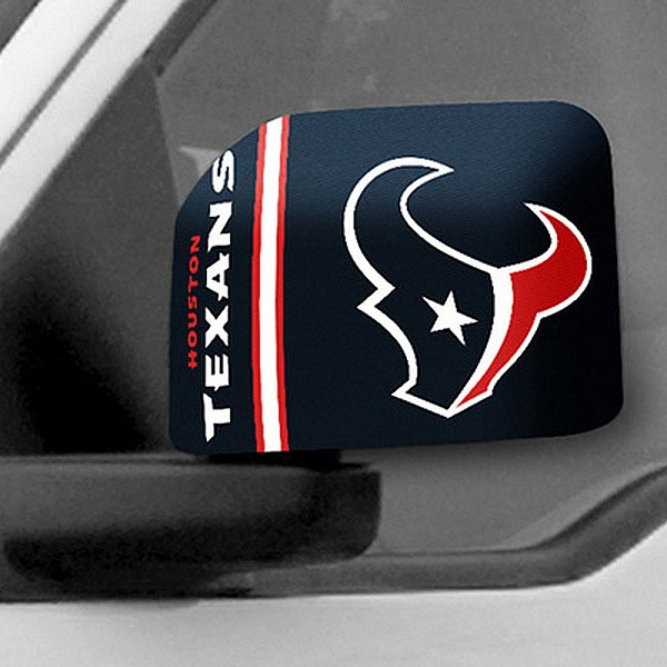 FanMats® - Universal Mirror Covers (Sports, NFL, Houston Texans)