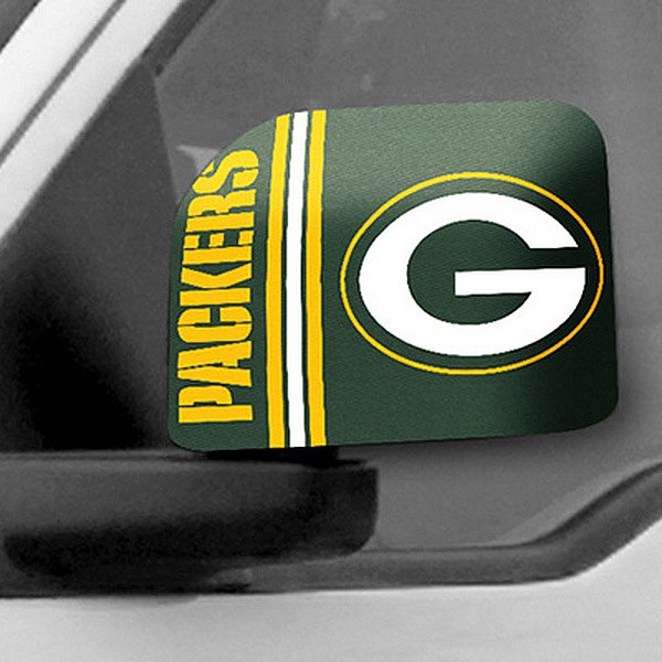 FanMats® - Universal Mirror Covers (Sports, NFL, Green Bay Packers)