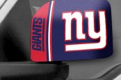 FanMats® - Universal Mirror Covers (Sports, NFL, New York Giants)