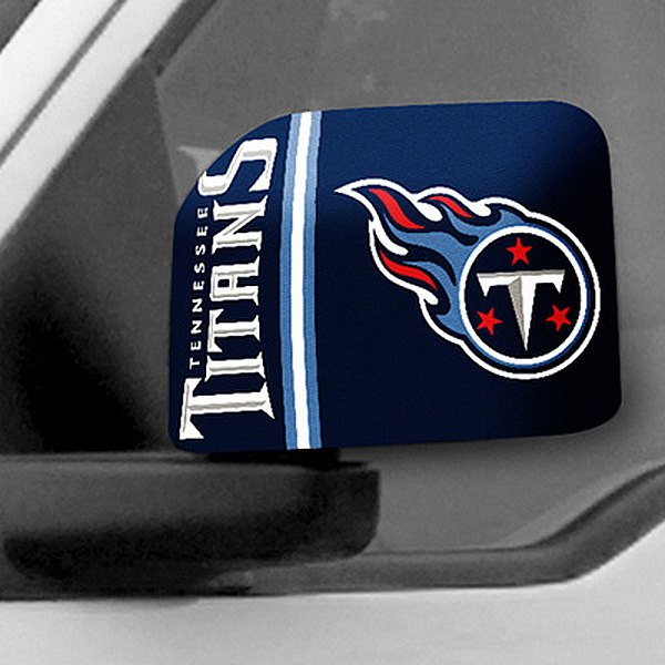 FanMats® - Universal Mirror Covers (Sports, NFL, Tennessee Titans)