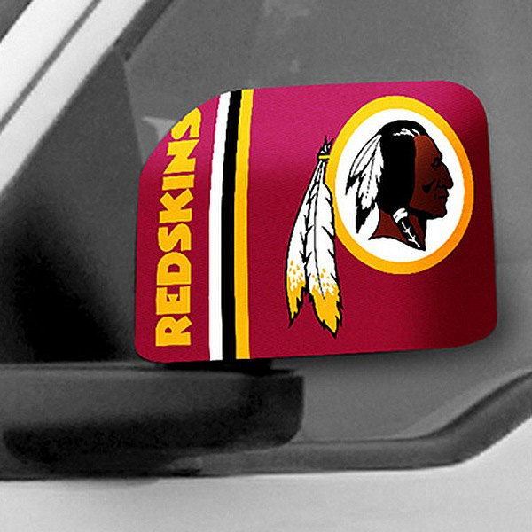 FanMats® - Universal Mirror Covers (Sports, NFL, Washington Redskins)