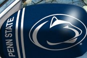 FanMats® Penn State on Small Mirror Cover