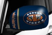 FanMats® - Universal Mirror Covers (College, Alabama, Auburn)