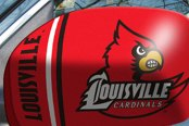 FanMats® - Universal Mirror Covers (College, Kentucky, University of Louisville)