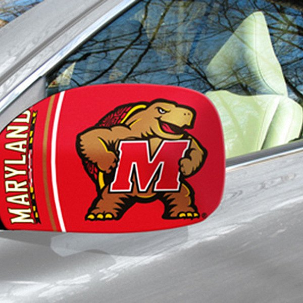 FanMats® - Universal Mirror Covers (College, Maryland, University of Maryland)