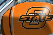 FanMats® - Universal Mirror Covers (College, Oklahoma, Oklahoma State University)