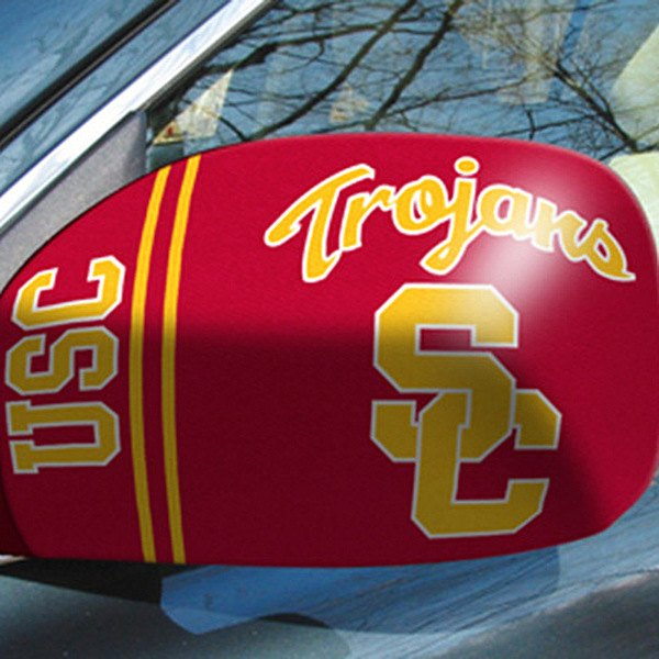 FanMats® - Universal Mirror Covers (College, California, University of Southern California)