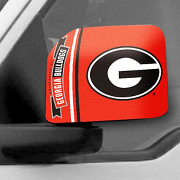 FanMats® - Universal Mirror Covers (College, Georgia, University of Georgia)