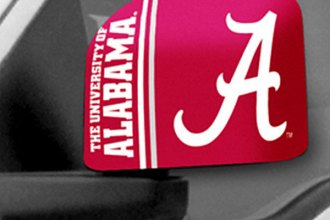 FanMats® 12043 - University of Alabama Logo on Mirror Covers