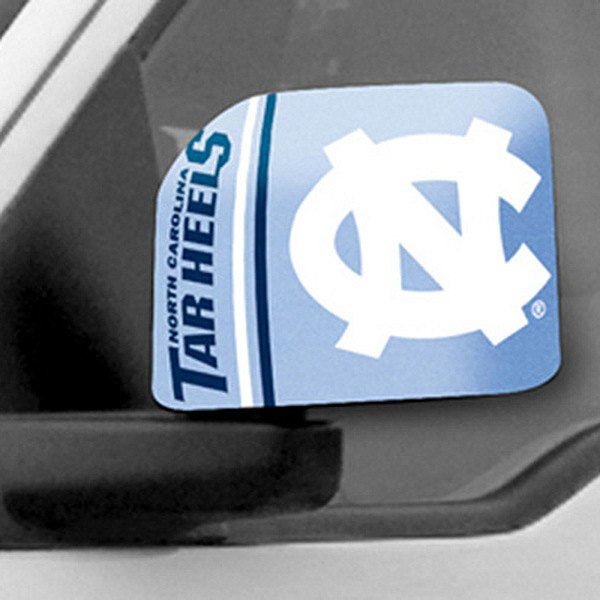 FanMats® University of North Carolina - Chapel Hill - NC Logo on Large Mirror Cover