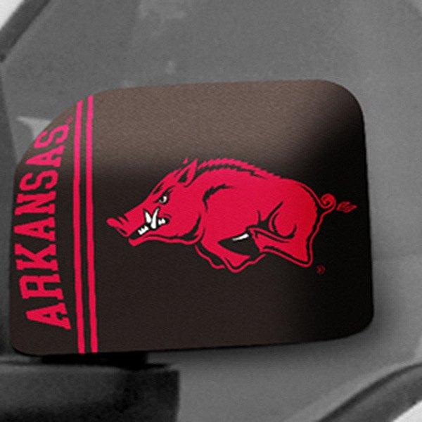 FanMats® - Universal Mirror Covers (College, Arkansas, University of Arkansas)