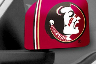 FanMats® 12051 - Florida State University Logo on Mirror Covers