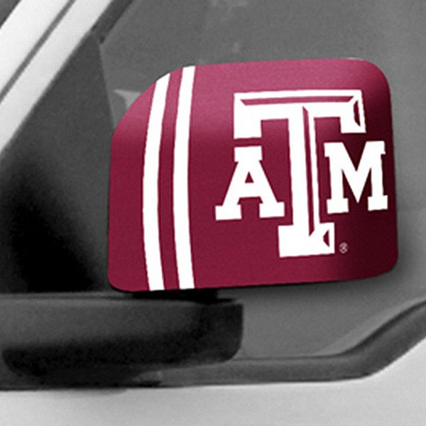 FanMats® - Universal Mirror Covers (College, Texas, Texas A&M University)