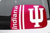FanMats® - Universal Mirror Covers (College, Indiana, Indiana University)