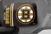 FanMats® - Universal Mirror Covers (Sports, NHL, Boston Bruins)