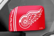 FanMats® - Universal Mirror Covers (Sports, NHL, Detroit Red Wings)