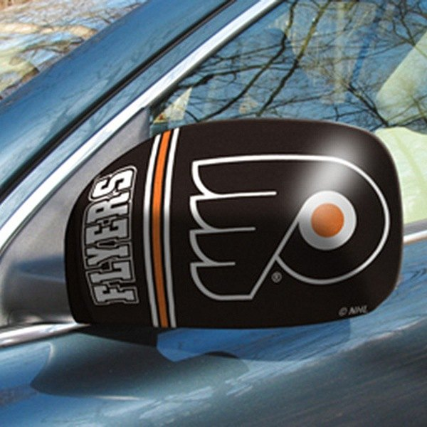 FanMats® Philadelphia Flyers on Small Mirror Cover