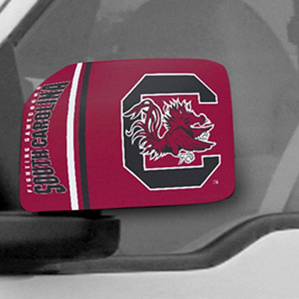 FanMats® - Universal Mirror Covers (College, South Carolina, University of South Carolina)