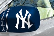 FanMats® - Universal Mirror Covers (Sports, MLB, New York Yankees)
