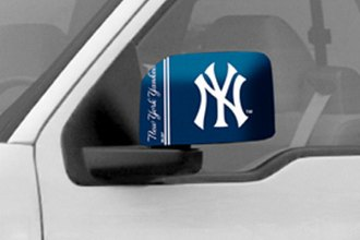 FanMats® 13298 - New York Yankees Logo on Mirror Covers