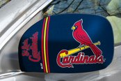 FanMats® - Universal Mirror Covers (Sports, MLB, St Louis Cardinals)