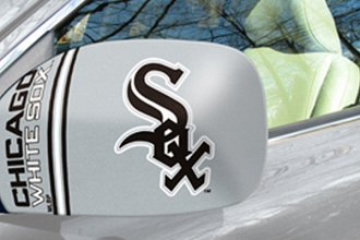 FanMats® Chicago White Sox on Small Mirror Cover