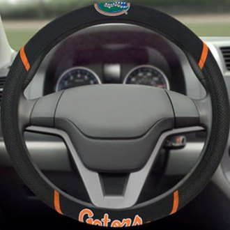 FanMats® - University of Florida Logo on Steering Wheel Cover