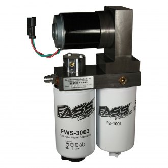 FASS Fuel Systems® - 220 GPH Titanium Series Fuel Air Separation System