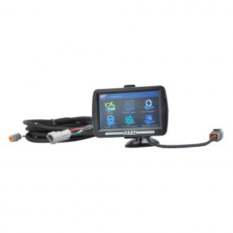 Fast® - Color Touchscreen Hand-Held Upgrades First-Generation EZ-EFI® Systems