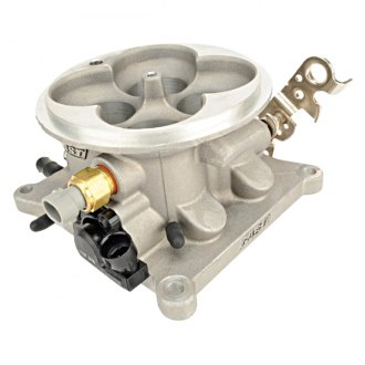Fast® - 4150 4-Barrel Throttle Body Assembly