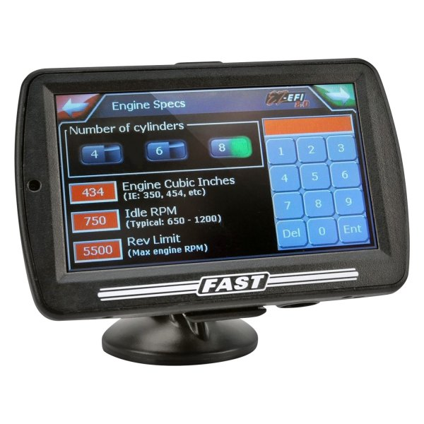 Fast® - Display Control Module Touchscreen Handheld