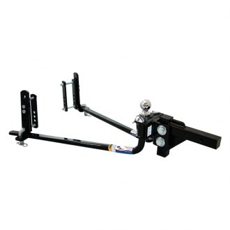 Fastway® - e2™ 2-Point Sway Control Round Bar Hitch