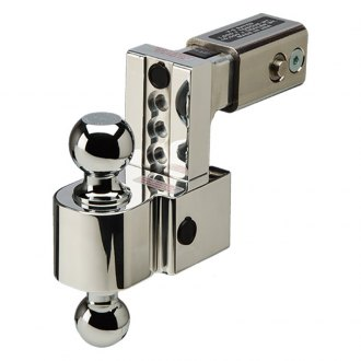 "Fastway® - FLASH™ Adjustable Locking Dual Ball Mount for 2-1/2"" Receivers"
