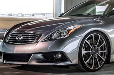FATHOM® - FD-RA Satin Black on Infiniti G37