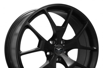 "FATHOM® - FD-RA Satin Black (22"" x 8.5"", +15 Offset, 5x114.3 Bolt Pattern, 73.1mm Hub)"