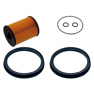 Febi® - Passenger Side Fuel In-Tank Filter Kit with O-Rings