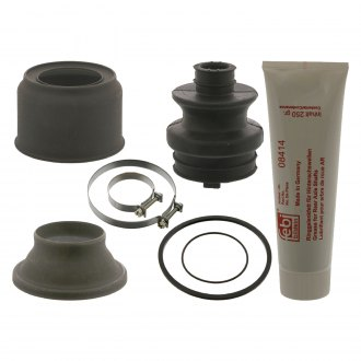 Febi® - Rear Driver or Passenger Side Outer CV Boot Kit