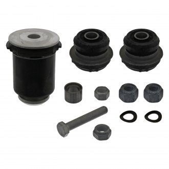Febi® - Front Inner Lower Driver or Passenger Side Front Axle Support Control Arm Bushing Kit