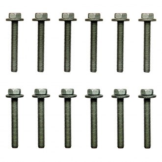 Fel-Pro® - Natural_x000D_ Steel_x000D_ Intake Manifold Bolt Set