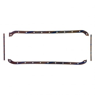 Fel-Pro® - Blue Stripe Cork-Rubber Oil Pan Gasket