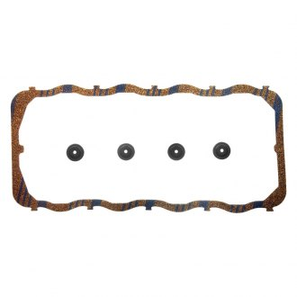 Fel-Pro® - Cork Valve Cover Gasket with Grommets