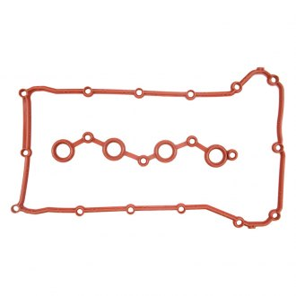 Fel-Pro® - Valve Cover Gasket without Grommets and with Spark plug tube seals